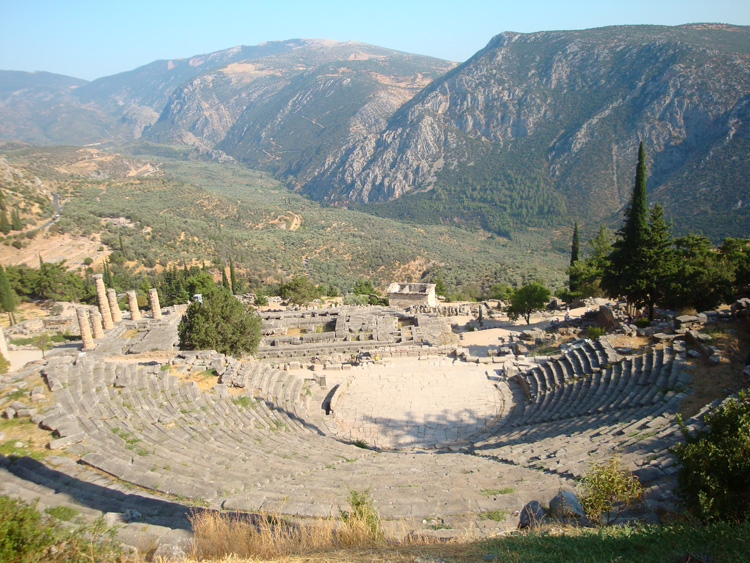 1 Delphi is a Vertical Oracle City
