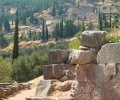 14 The view of upper Delphi