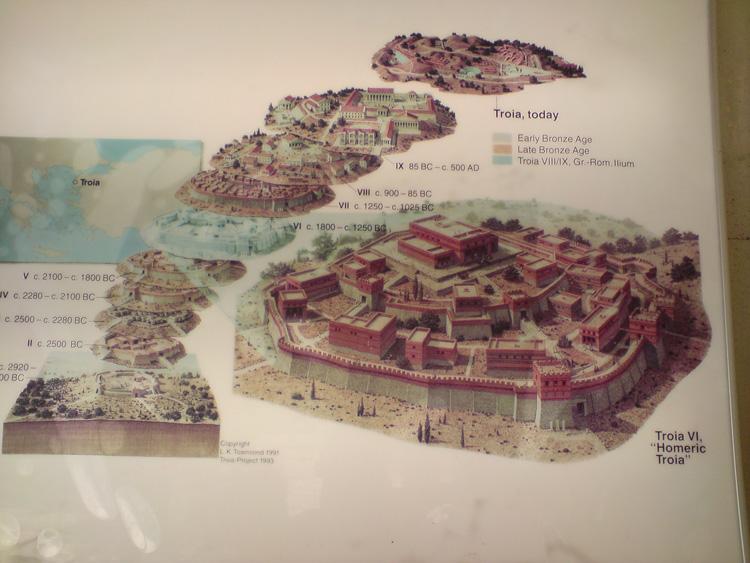 1 Troy VI - Homer's Ilium